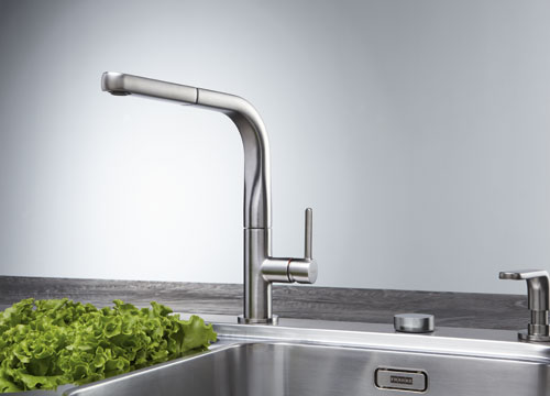 Franke GmbH – Spülen, Armaturen & Abzugshauben – BÖHM Interieur
