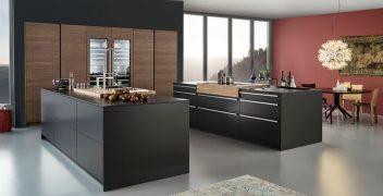 Leicht Kuchen Bohm Interieur