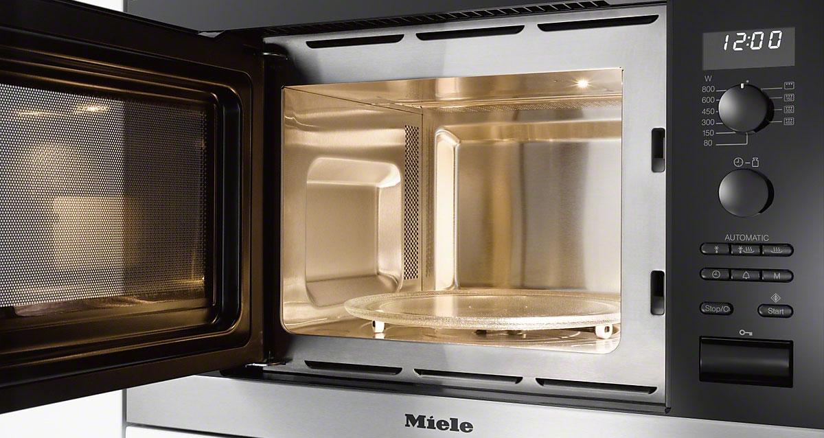 Miele – Kücheneinbaugeräte – Böhm Interieur