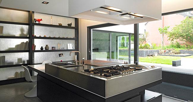 NOVY – Dunstabzugshauben und Kochfelder – BÖHM Interieur