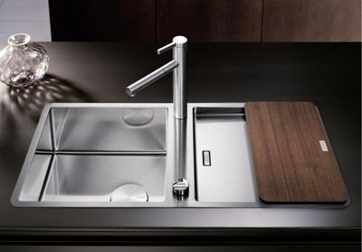 Die Edelstahl-Spüle Blanco Jaron XL 6 S aus der Blanco erhielt eine Special Mention – für Jaron ist es bereits die fünfte Top-Platzierung in einem Designwettbewerb.