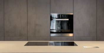VidroStone Kücheninsel und Verkleidungen