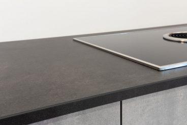VidroStone VS6001 black CONCRETE