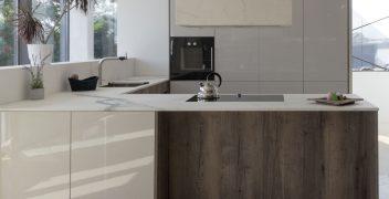 Leicht Küchen Largo FG + Synthia