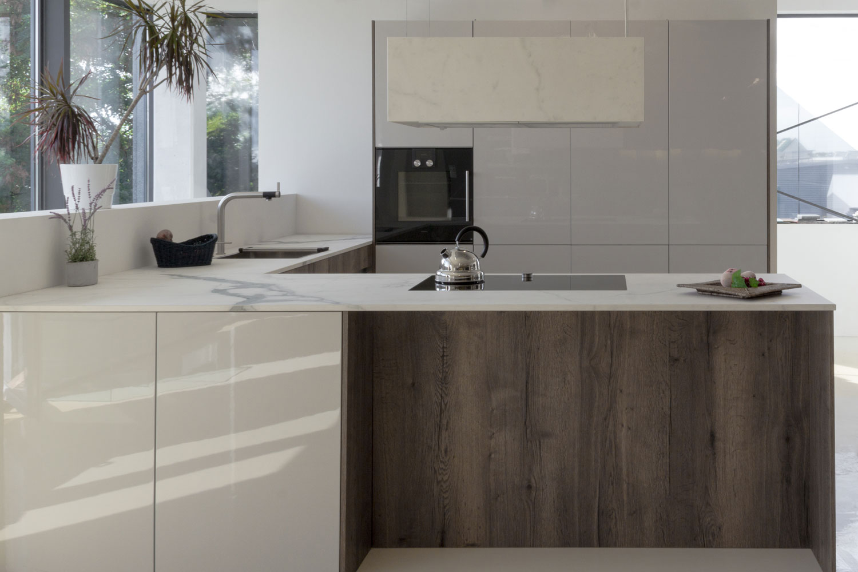 leicht k chen avance b hm interieur abverkauf. Black Bedroom Furniture Sets. Home Design Ideas