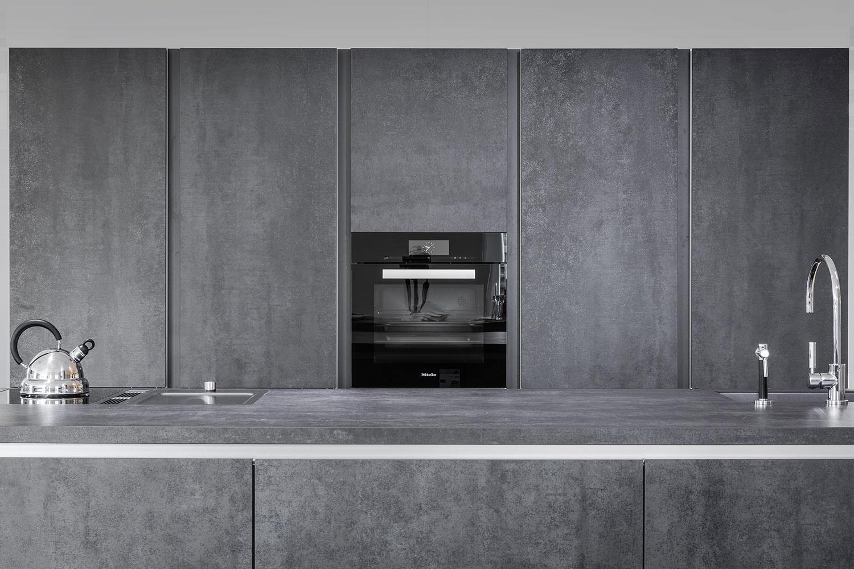 VidroStone Küchen by SK – BÖHM Interieur Abverkauf