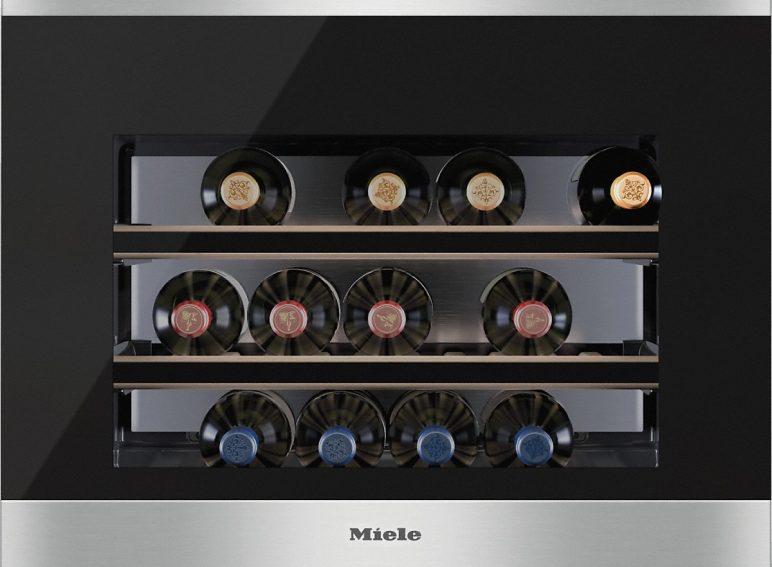 KWT 6112 iG Einbau-Weintemperierschrank