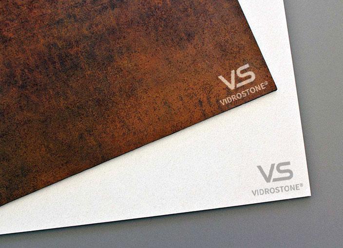 VidroStone Oberflächen aus High-Tech Keramik