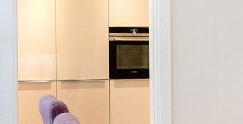 Deckenhohe Schränke mit optimalem Stauraum