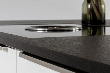 Handwerklich perfekt integriert - Kochfeld BORA Basic BIA