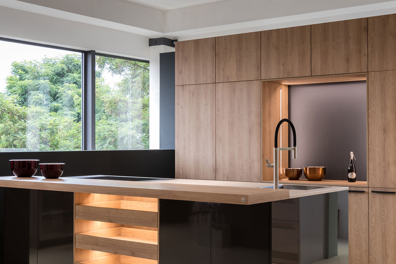 leicht k chen sirius synthia b hm interieur abverkauf. Black Bedroom Furniture Sets. Home Design Ideas