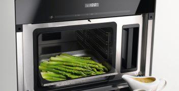 Miele Dampfgarer mit Mikrowelle – BÖHM Küchen Abverkauf