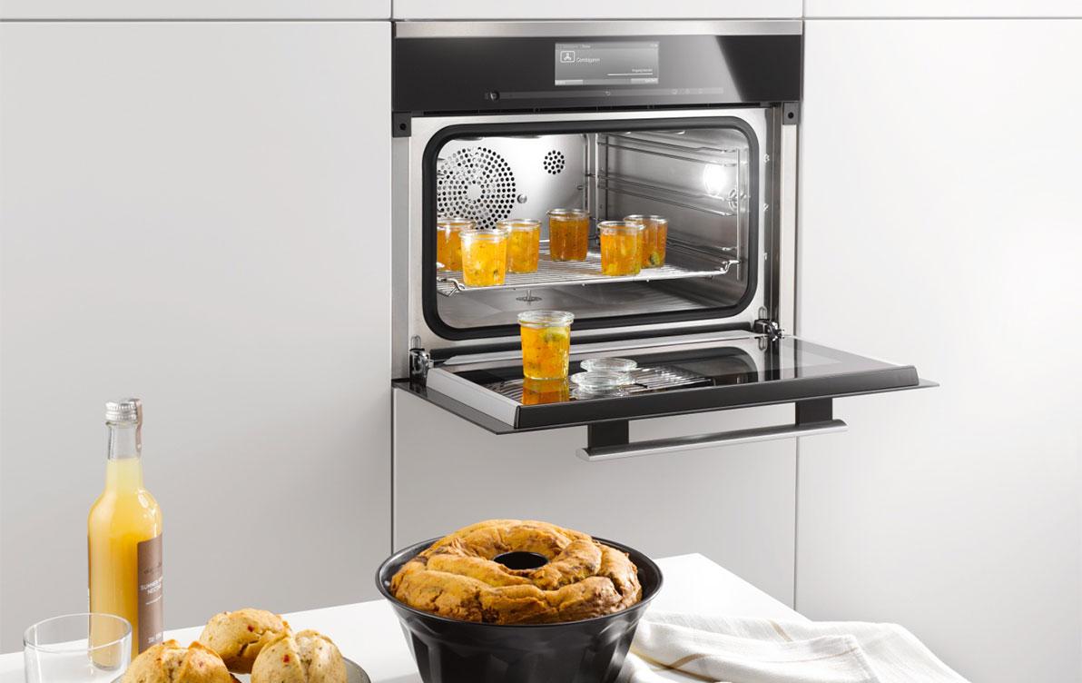 Miele Combi-Dampfgarer 45er Nische – BÖHM Küchen Abverkauf