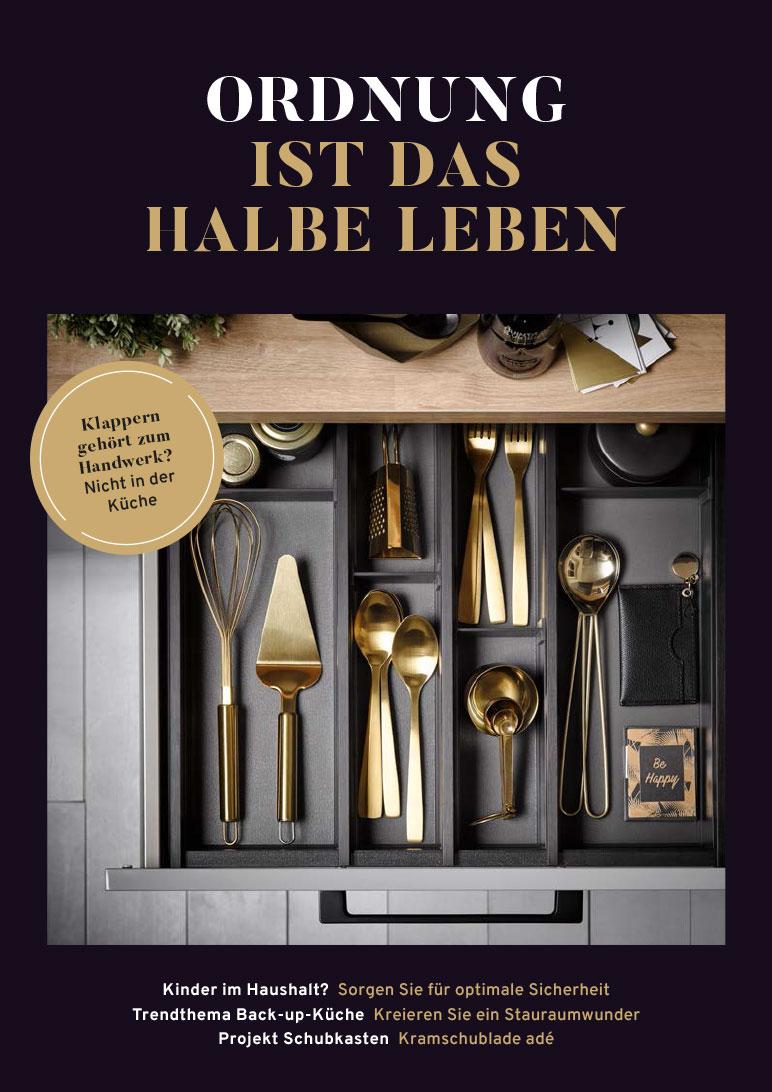 Der neue Häcker-Küchen Zubehörkatalog 20 ist da! – BÖHM Interieur