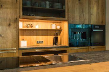 Namhafte Hersteller für Küchengeräte wie Miele versprechen Genussmomente