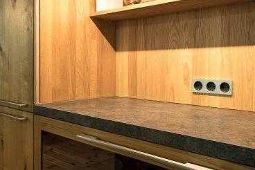 Robust, pflegeleicht und elegant: Küchenarbeitsplatte aus High Tech Keramik von VidroStone