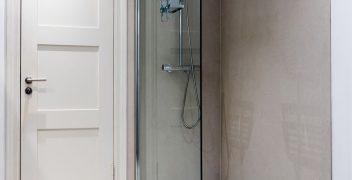 Rahmenlose Walk In Duschabtrennung nach Maß