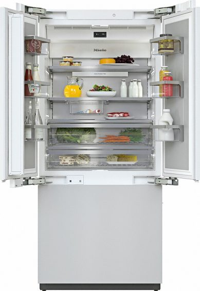 Frenchdoor-Kühlschrank KF 2981 Vi