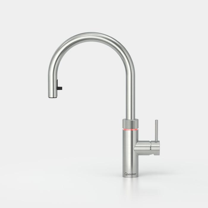 Quooker Flex - Variante Voll Edelstahl